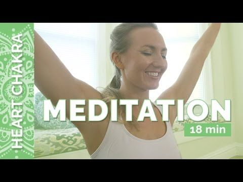 Heart Chakra Meditation: Open Yourself To Love w/ This Guided Meditation...
