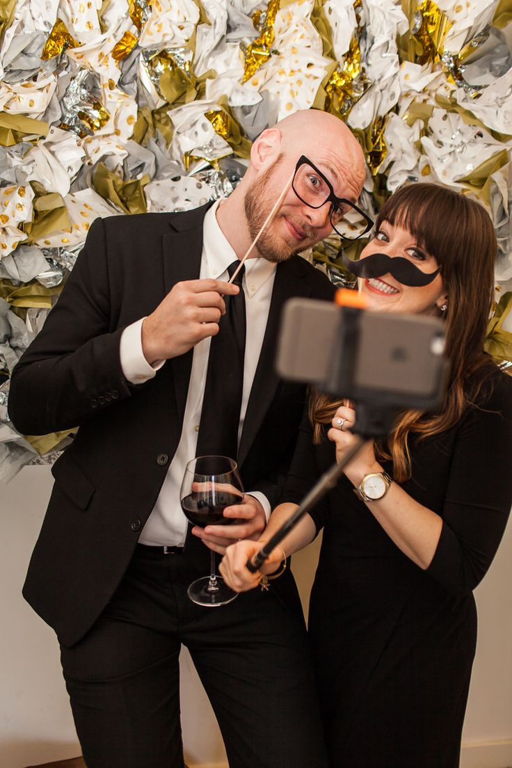 New Year's Eve Party Ideas: Small Plates & a DIY Photo ...