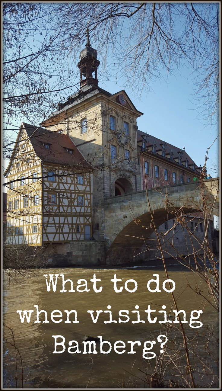 My 10 favourite things to do in beautiful Bamberg (Bavaria / Germany)! #Oberfranken #Bamberg