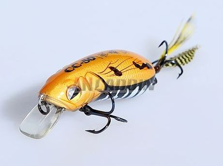 7.5g 5cm new style cub fishing lure  http://www.anladdin.com/7-5g-5cm-new-style-cub-fishing-lure.html