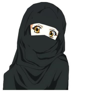 86 Best Images About Niqab Amp Anime On Pinterest Muslim
