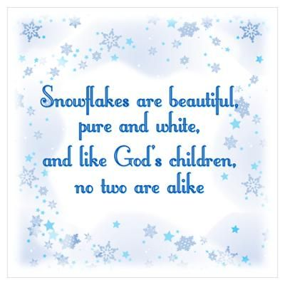 SnowflakesSnowflakes No, Wintertime Winte Wonderland, Winter Wonderland, Snowflakes Posters, Alike, Happy Holiday, Christmas Ideas, Snowflakes Ice, Snowflakes Quotes