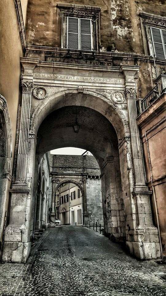 Arco di Carola - Ancona - Italia