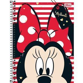 Caderno Universitário Minnie 12 Matérias - Tilibra 1021099
