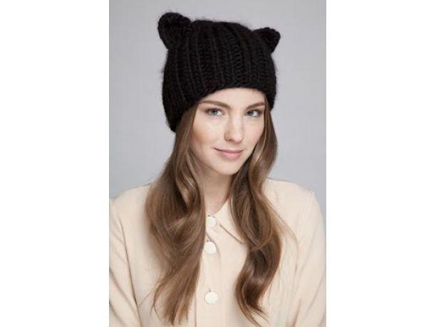 cappelli orecchie | Fotogallery: Cappelli e cerchietti con le orecchie da gatto, il trend ...