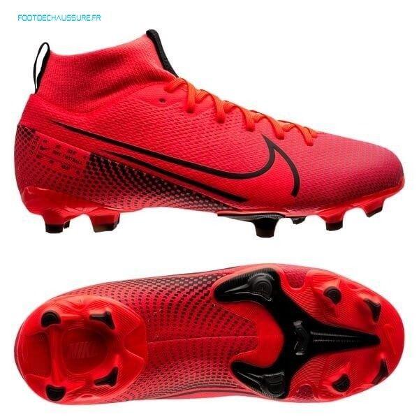Chaussure De Foot - Nike Mercurial Superfly 7 Academy Enfant MG ...
