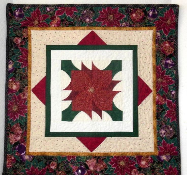 1014 Best Christmas Quilts Images On Pinterest Christmas