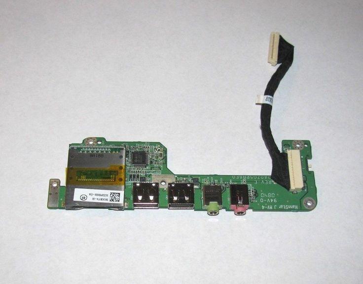 Acer Aspire One/ZG5 AOA150 USB Port/Audio Board with Cable (DA0ZG5PB6F0)