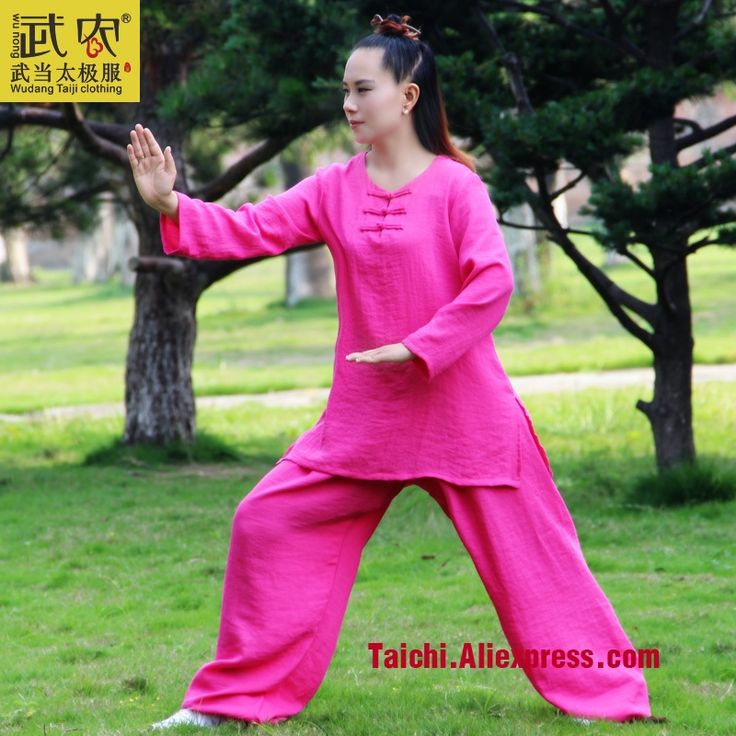 97.71$  Buy here - linen clothes  short sleeved Taijiquan female clothing summer   tai chi clothing  Kung Fu Uniform  #aliexpressideas
