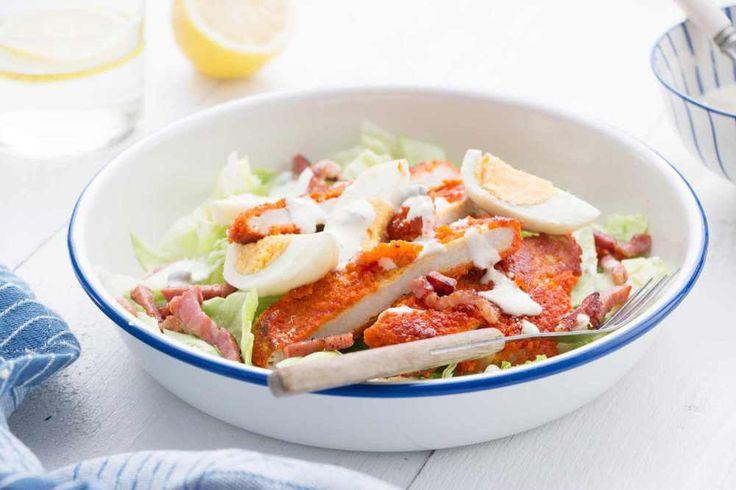 La salade Caesar, version de luxe
