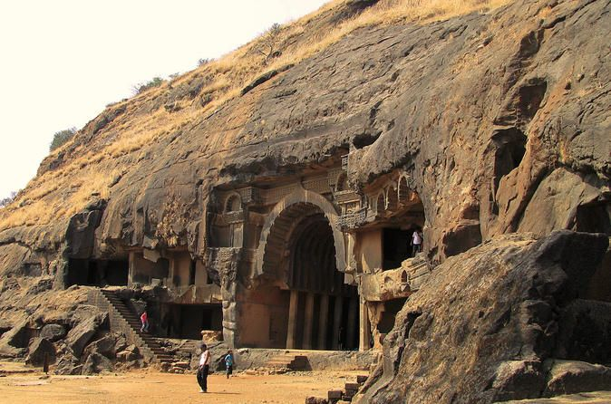 Private Tour: Kanheri Caves, Elephanta Caves or Karla and Bhaja Caves from Mumbai - Lonely Planet