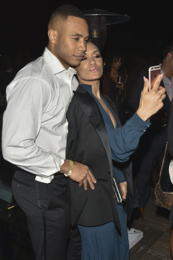 grace gealey and trai byers relationship