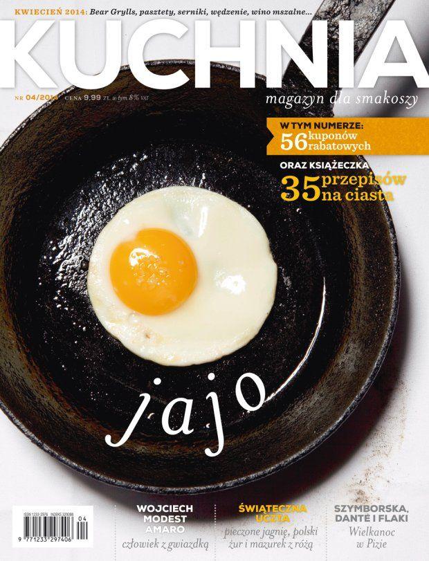 Kuchnia Magazine Food Breakfast Eggs