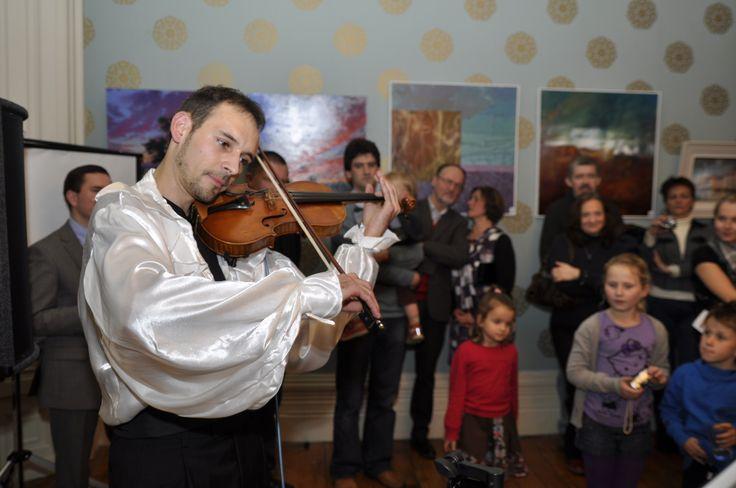 Marcin Diling i koncert otwierający