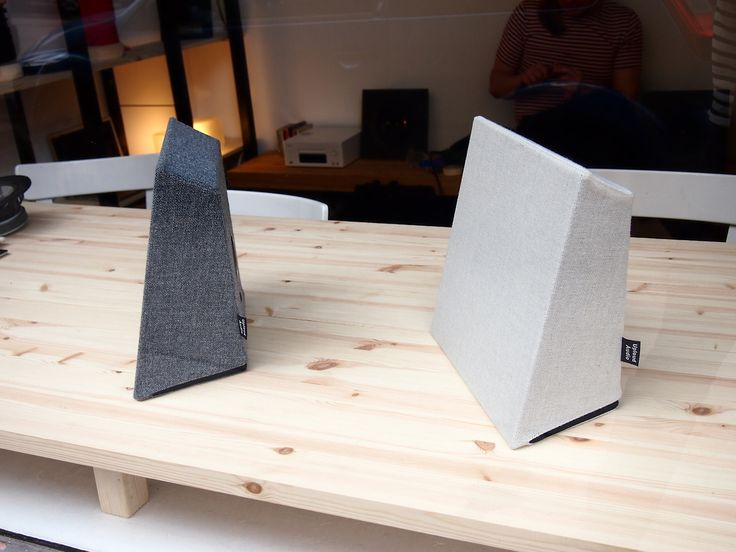 uploud speaker, a speaker that actually looks pretty (and it's finnish design!)