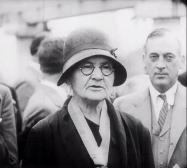 Maria Skłodowska-Curie.1931