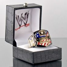 WWE United States Championship Finger Ring- medium