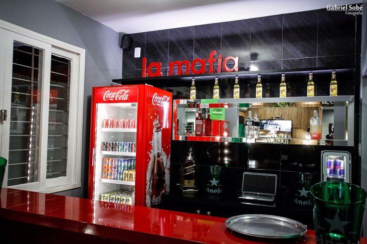 Bar Barbershop La Mafia