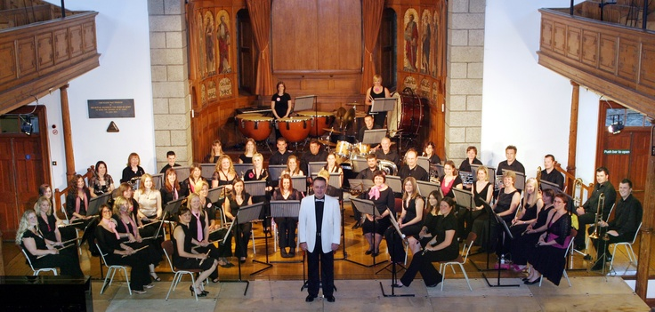 Guernsey Symphonic Winds will perform at St James Concert Hall 9 March 2013