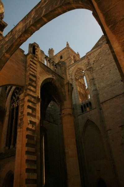 Cathedral in Narbonne