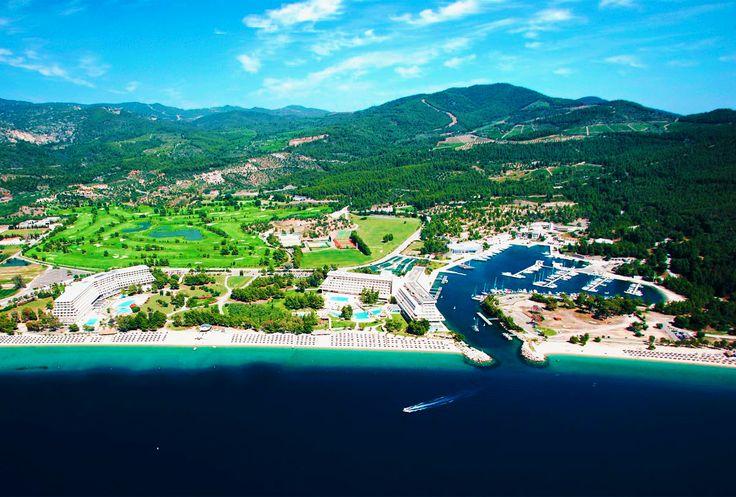 #Sarti iz vazduha  #greece #sithonia #punimplucima http://go2travelling.net/putovanja/go2-leto-2014/sarti-leto-2014