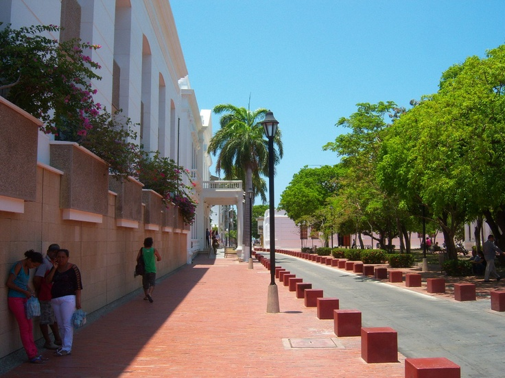 Santa Marta, department of Magdalena (Colombia).