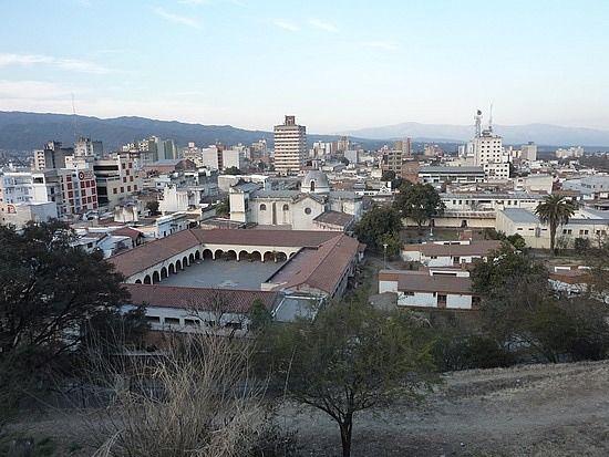 SAN SALVADOR DE JUJUY - ARGENTINA - CHILE POST™