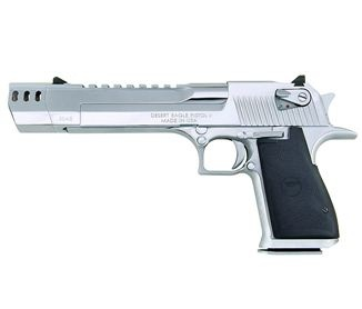 chrome baby desert eagle - photo #24