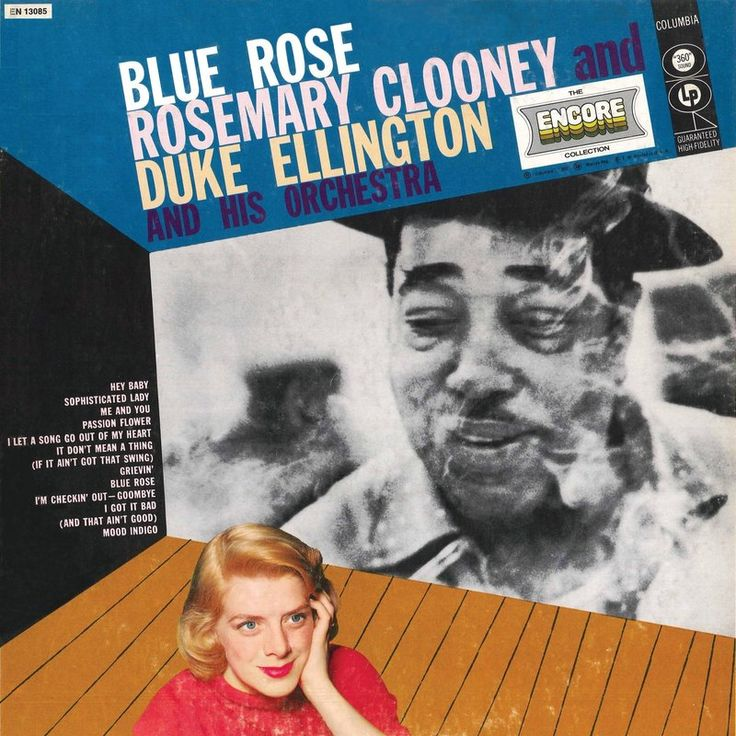 The great jazz and pop vocal albums rosemary clooneys