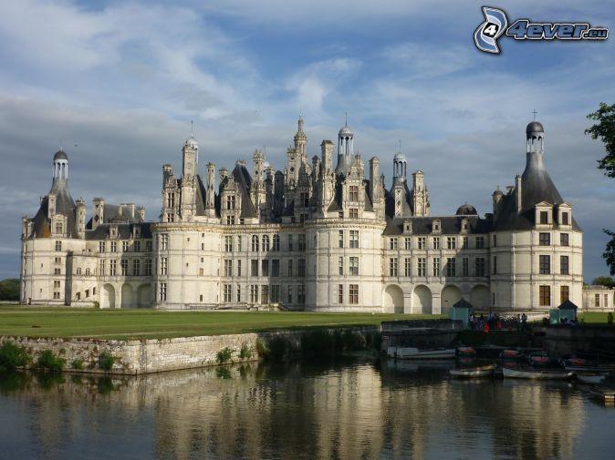 Schloss Chambord, Frankreich