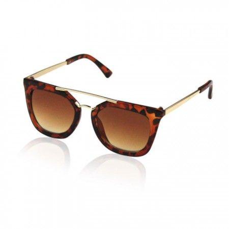 Addison Tortoise Sunglasses