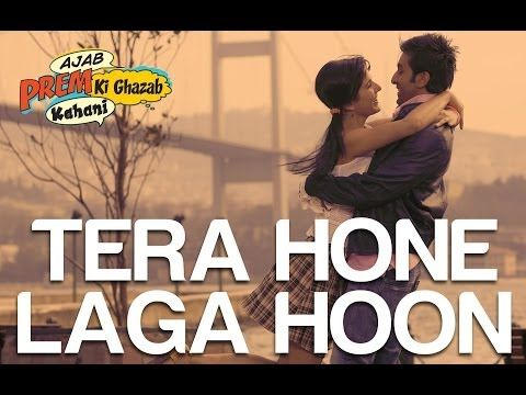Watch Ranbir Kapoor & Katrina Kaif in the song 'Tera Hone Laga Hoon' sung by Atif Aslam & Alisha Chinai from the movie 'Ajab Prem Ki Ghazab Kahani'.  Story overview - Prem(Ranbir Kapoor) kidnaps Jenny(Katrina Kaif) and they fall in love.