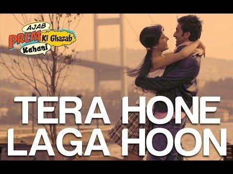 Watch Ranbir Kapoor & Katrina Kaif in the song 'Tera Hone Laga Hoon' sung by Atif Aslam & Alisha Chinai from the movie 'Ajab Prem Ki Ghazab Kahani'.  Story overview - Prem(Ranbir Kapoor) kidnaps Jenny(Katrina Kaif) and they fall in love.