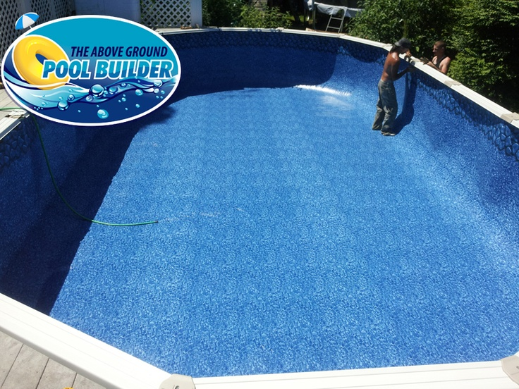 17 Best Images About Above Ground Pool Liners On Pinterest