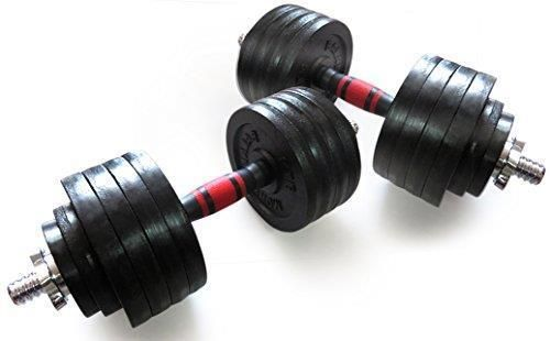 (adsbygoogle = window.adsbygoogle || []).push();     (adsbygoogle = window.adsbygoogle || []).push();    BalanceFrom BFAD-105 Cast Iron Adjustable Dumbbells with Textured Contoured Thi  Price : 3.13  Ends on : 1 hour  View on eBay      (adsbygoogle = window.adsbygoogle || []).push();