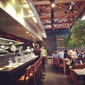 Restaurant Cuines Santa Caterina in Barcelona