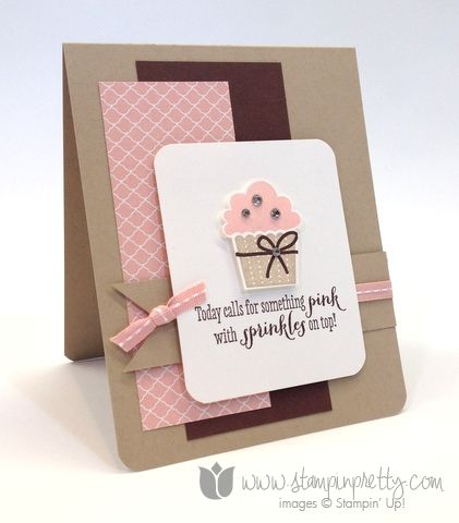 create a cupcake builder punch