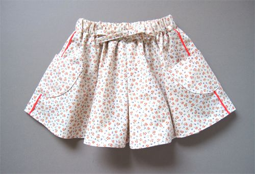 Cool Culottes. Free pattern download!!