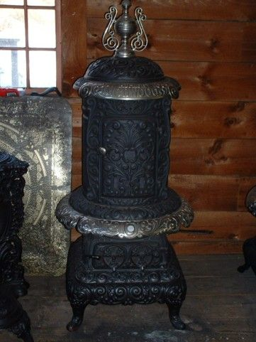 1000 Images About Coal Stoves Wood On Pinterest
