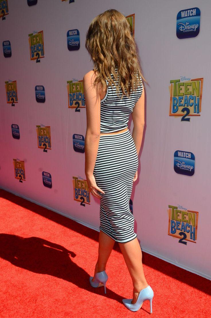 maia mitchell hair 2015 | MAIA MITCHELL at Teen Beach 2 Premiere in Burbank