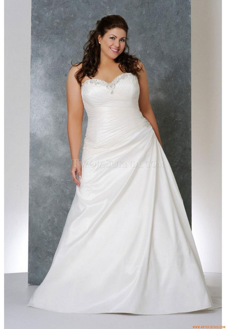 96 best plus size wedding dresses uk images on pinterest for Plus size wedding dresses uk