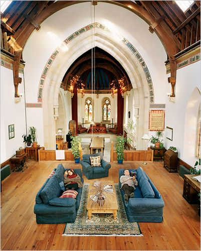 28 best images about converted churches on pinterest stains nyc and home. Black Bedroom Furniture Sets. Home Design Ideas