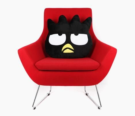 HK |❣| HELLO KITTY Special Characters Badtz-Maru Cushion