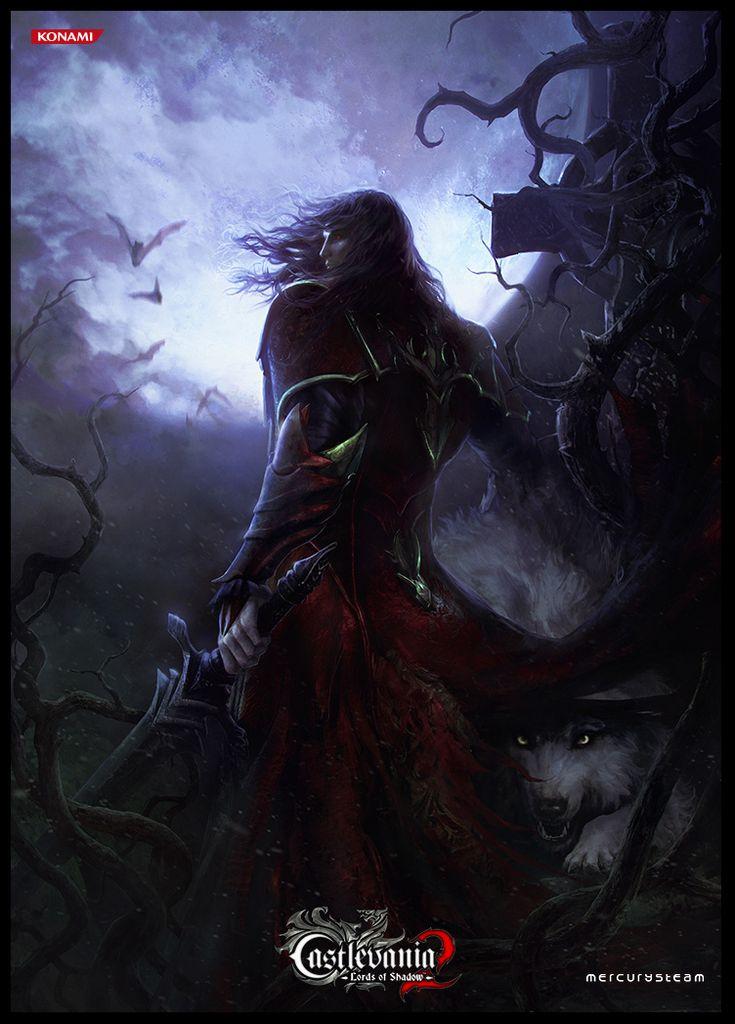 Castlevania: Lords of Shadow 2 Artwork