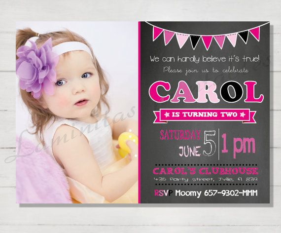 95 best first birthday birthday chalkboard birthday invitations birthday invitation birthday invites birthday card birthday invitations for girls first birthday girl 1st birthday girl photo invitate stopboris Image collections