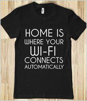 Hogar es donde la Wifi se conecta automáticamente