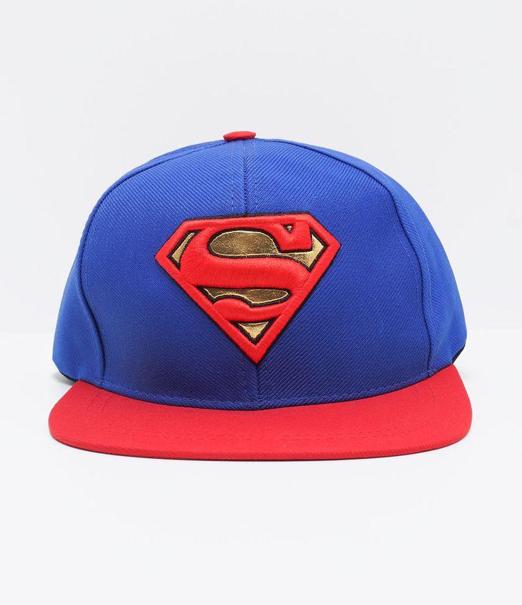 Boné infantil  Modelo aba reta  Estampa Super Homem  Marca: DC Originals     COLEÇÃO VERÃO 2017     Veja outras opções de    bonés infantis   .