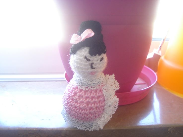 my vereniki amigurumi doll model