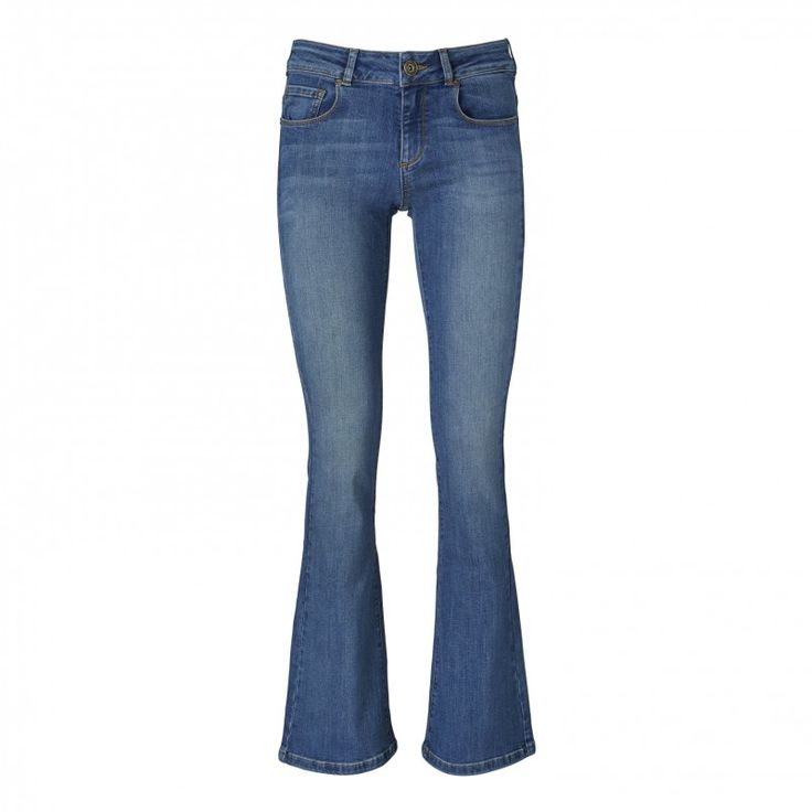 Pieszak jeans. Mine are cropped and with a raw hem thoug. February 2017