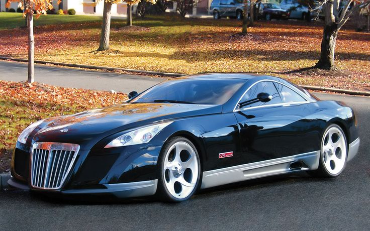 Rare And Expensive ~ Maybach Exelero